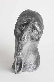 Therapeutic Emotive Head Sculpture